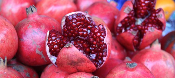 The Magical, Mystical Pomegranate