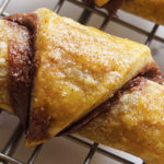 Pumpkin Chocolate Hazelnut Rugelach
